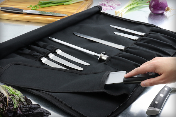 Chef Knife Bag 10 Slots By Le Home And